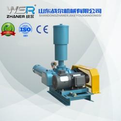 四川WSR-80曝气用罗茨鼓风机