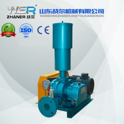 WSR-150曝气用罗茨鼓风机
