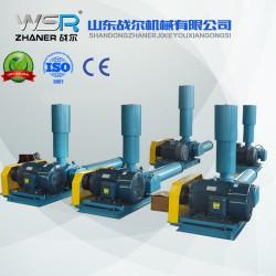 四川WSR-200曝气用罗茨鼓风机