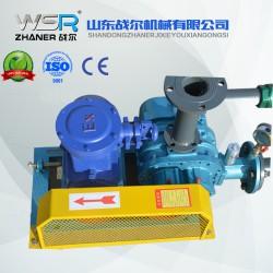 WSR-65化工行业专用罗茨鼓风机